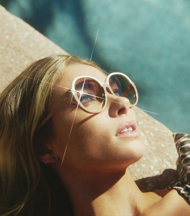 zimmermann campagne lunettes, Lunettes de Soleil Zimmermann Rétro et Féminines