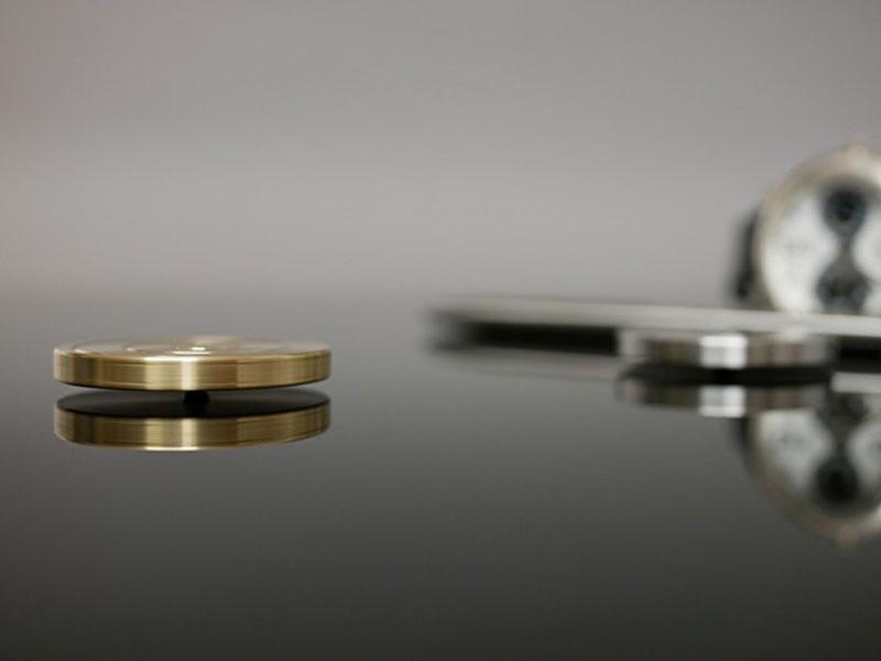 MezmoCoin, MezmoCoin, une Hypnotisante Toupie Piece de Monnaie (video)