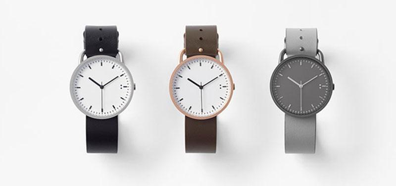 nendo tenten buckle watch montre bracelet ceinture 5 - Nendo Met une Ceinture à sa Montre Minimaliste Buckle