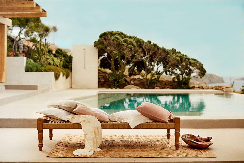 zara home maison grece ete 2019 02 - Zara Home passe un Ete en Grèce Naturel et Chaleureux