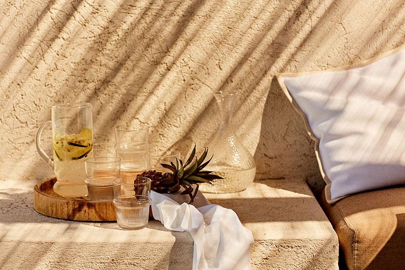 zara home maison grece ete 2019 04 - Zara Home passe un Ete en Grèce Naturel et Chaleureux