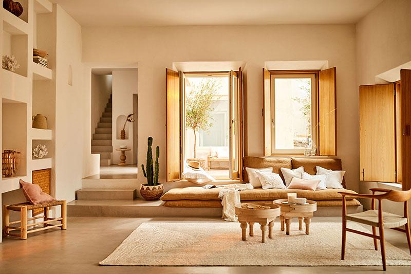zara home maison grece ete 2019 08 - Zara Home passe un Ete en Grèce Naturel et Chaleureux