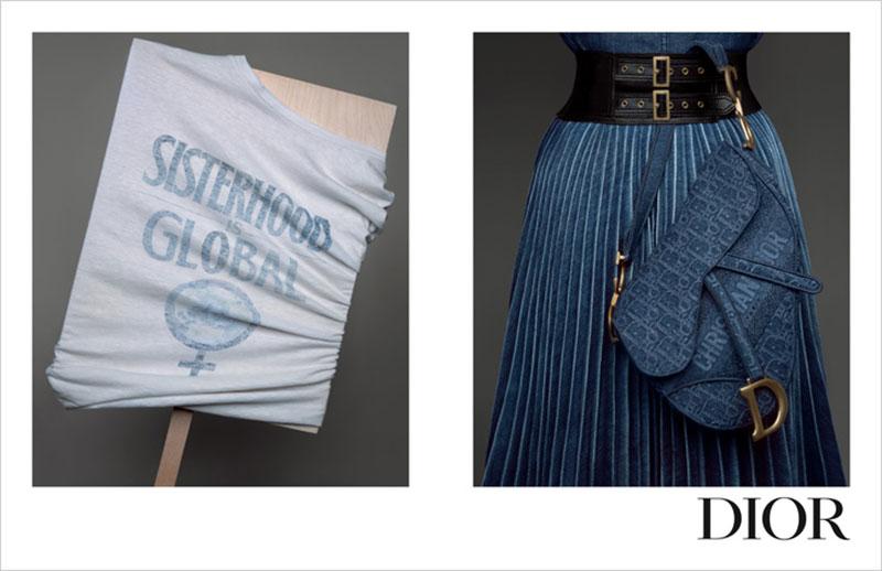 Dior automne hiver 2019 2020, Chic et Elégante la Femme Dior de l'Hiver Prochain