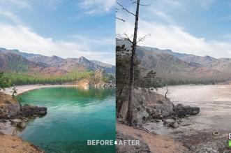 greenpeace earthapp campagne isobar russie 01 331x219 - EarthApp pour Voir le Monde Avant et Apres le Réchauffement Climatique