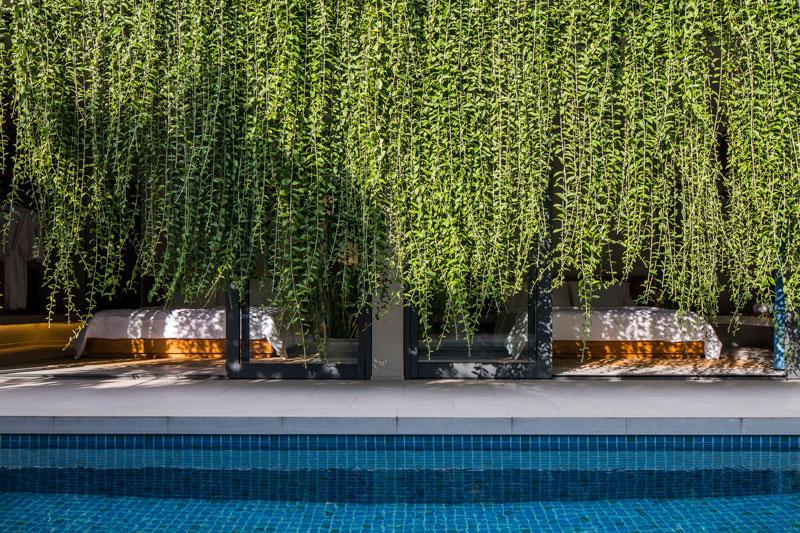 jardins suspendus villas vietnam 03 - Ces Jardins Suspendus Donnent à ces Villas Nature et Intimité