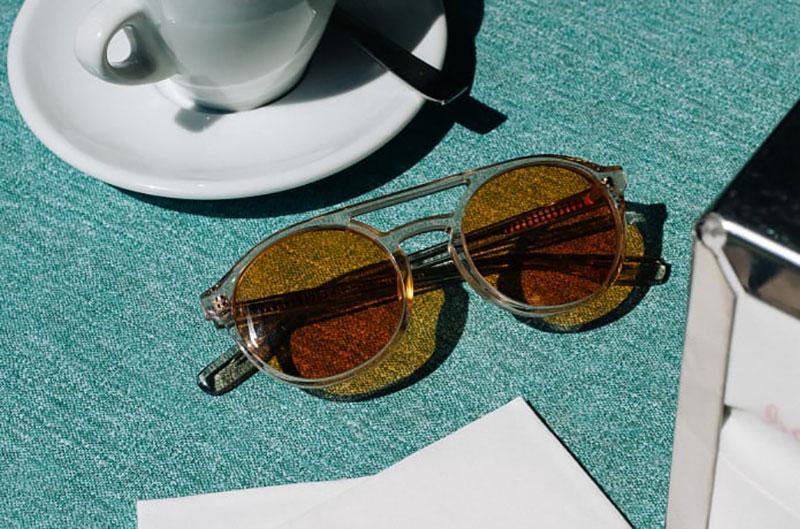 lunettes Wes Anderson, Lunettes de Soleil pour voir la Vie comme Wes Anderson