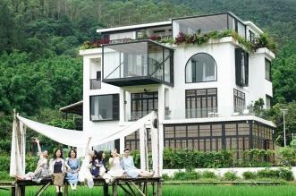 maison retraite reve amies chine 01 331x219 - 7 Amies Construisent leur Maison de Rêve pour les Vieux Jours