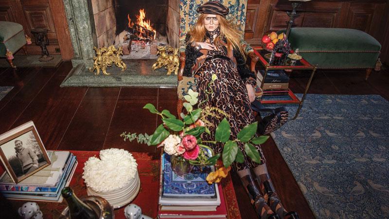 Michael Kors Femme Hiver 2019, La Femme Michael Kors plus Rétro que Jamais l'Hiver Prochain