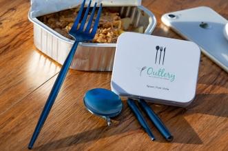 outlery couverts kit inox fourchette couteau cuillere 01 331x219 - Outlery, les Couverts Inox en Kit Réutilisables à Vie (video)