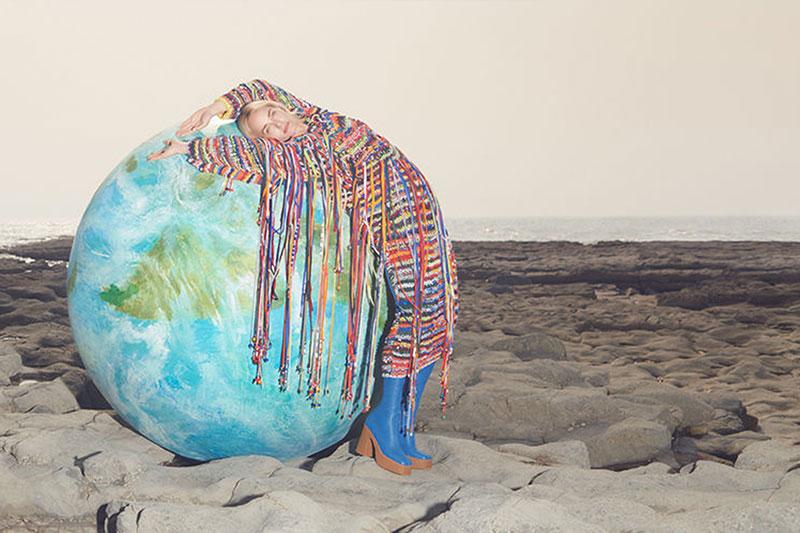 Stella McCartney hiver 2019, La Femme Stella McCartney Hiver 2019 Engagée pour la Planète