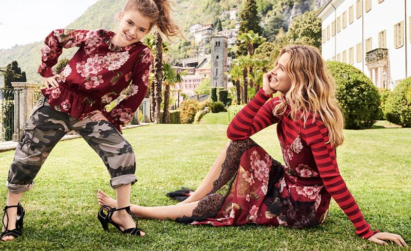 Twinset automne hiver 2019 2020, Un Hiver Twinset Chic et Complice Entre Mère et Fille