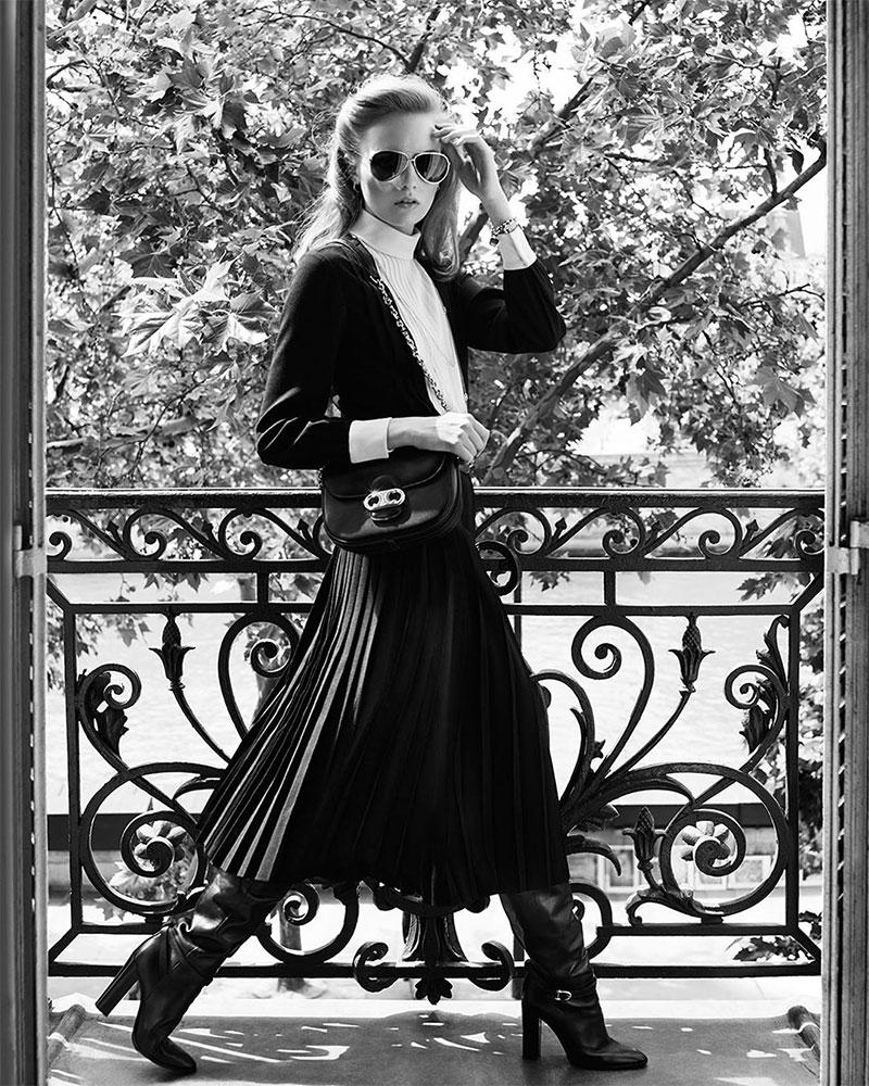 Céline hiver 2019 2020, Un Hiver Vintage pour la Femme Céline par Hedi Slimane