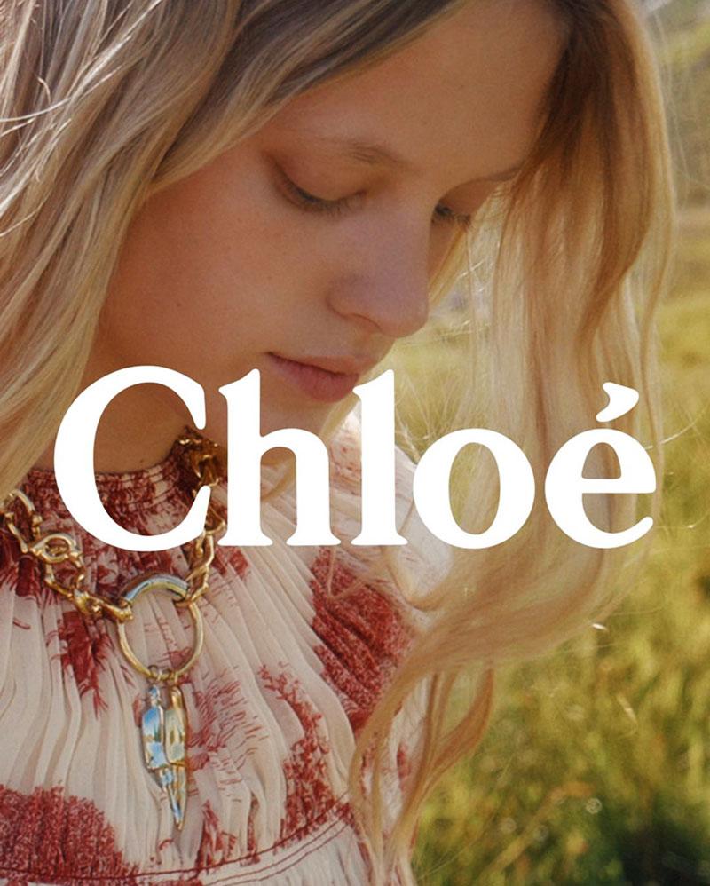 campagne chloe automne hiver 2019 2020 04 - Chloe Fait sa Rentrée Hivernale dans les Highlands