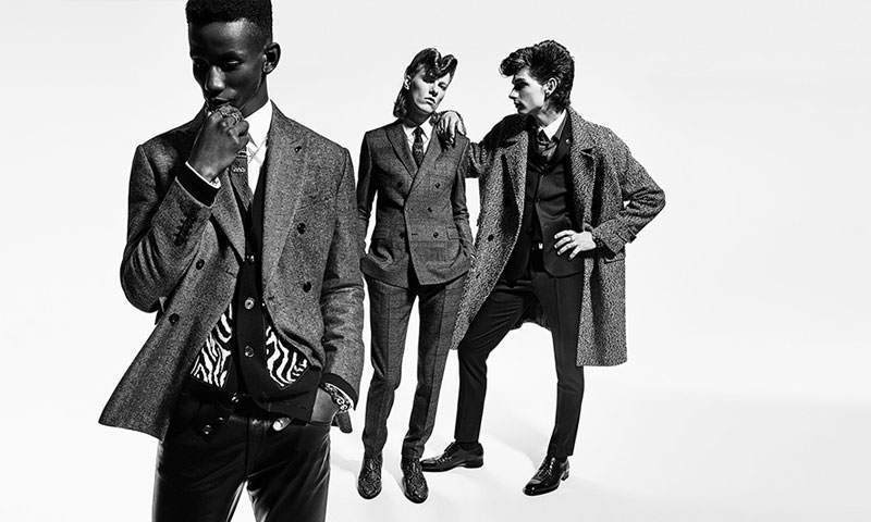 campagne zara homme hiver 2019 2020 02 - Look Rockabilly pour l'Homme Zara de l'Hiver Prochain