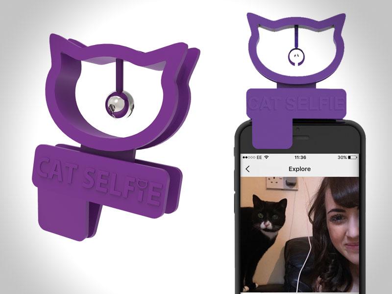 Cat Selfie, Cat Selfie pour des Photos Parfaites avec votre Chat