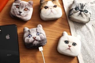 chargeur mobile design tete chat japon 02 331x219 - Ces Têtes de Chats sont des Chargeurs pour Mobiles