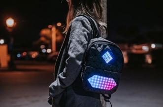 sac a dos connecte lampes led cosmic infinity 01 331x219 - Sac à Dos Connecté à Lampes LED, le Must Have de la Rentrée