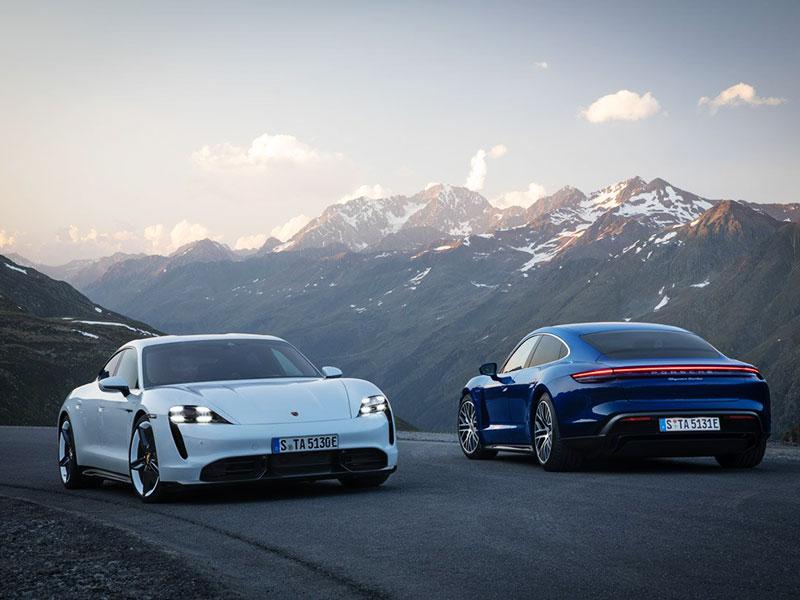 Porsche Taycan 2020, Porsche Taycan, le Supercar Electrique pour 2020 (video)