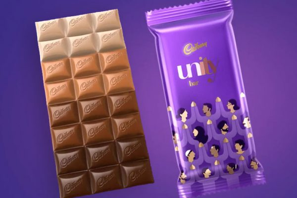 cadburys unity bar tablette 4 chocolat pub ogilvy mather 03 600x400 - Cadbury Unity, la Tablette 4 Chocolats qui Fait Polémique