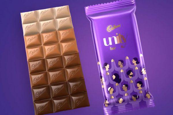 cadburys unity bar tablette 4 chocolat pub ogilvy mather 03 600x400 - Cadbury Unity, la Tablette 4 Chocolats qui Fait Polémique