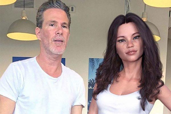 daisy paige paigey top modele 3d cgi virtuelle 06 600x400 - Daisy Paige, la Top Modele Virtuelle qui a Signé avec une Agence