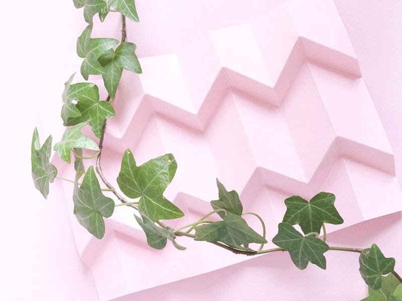 POTR pots origami, POTR Pots, Pots pour Plantes Ecolo avec Réserve d'Eau