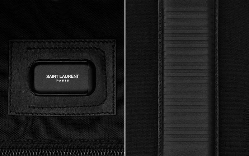 Saint Laurent Sac Connecté, Saint Laurent Cit-E Jacquard, Sac à Dos Connecté par Google