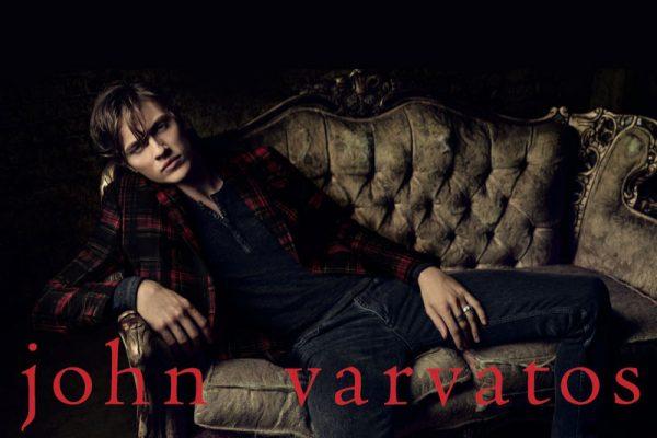 john varvatos hiver 2019 2020 campagne 01 600x400 - L'Homme John Varvatos se Rebelle cet Hiver