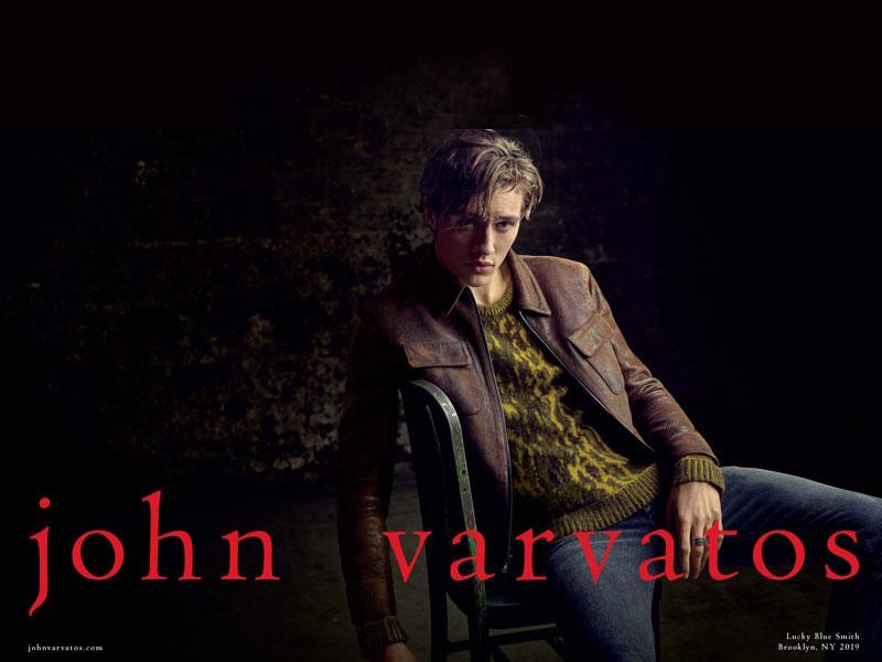 John Varvatos, L'Homme John Varvatos se Rebelle cet Hiver