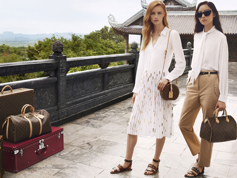 louis vuitton vietnam campagne travel 01 - Louis Vuitton au Vietnam pour sa Campagne Travel