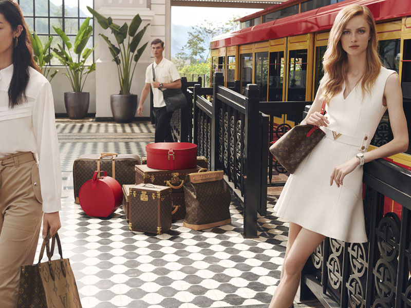 louis vuitton vietnam campagne travel 03 - Louis Vuitton au Vietnam pour sa Campagne Travel