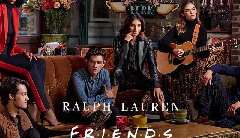 rachel green ralph lauren collection femme serie friends 01 800x460 - Ralph Lauren x Friends, une Collection à la 'Rachel Green'