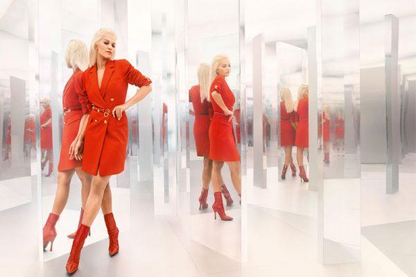 rita ora escada campagne hiver 2019 2020 01 600x400 - Rita Ora Egerie de la Campagne Escada Hiver 2019 2020