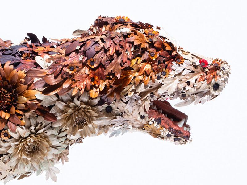 sculptures Taiichiro Yoshida, Sculptures d'Animaux et d'Oiseaux en Métal par Taiichiro Yoshida