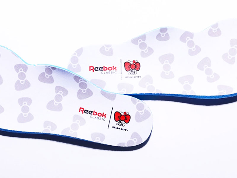 Baskets Reebok Hello Kitty, Baskets Sanrio Reebok Instapump Fury Gudetama Hello Kitty