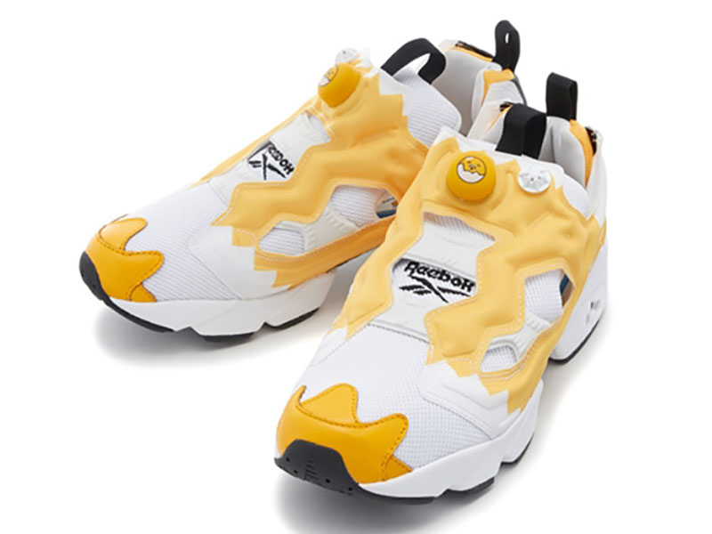 Baskets Sanrio Reebok Instapump Fury Gudetama Hello Kitty