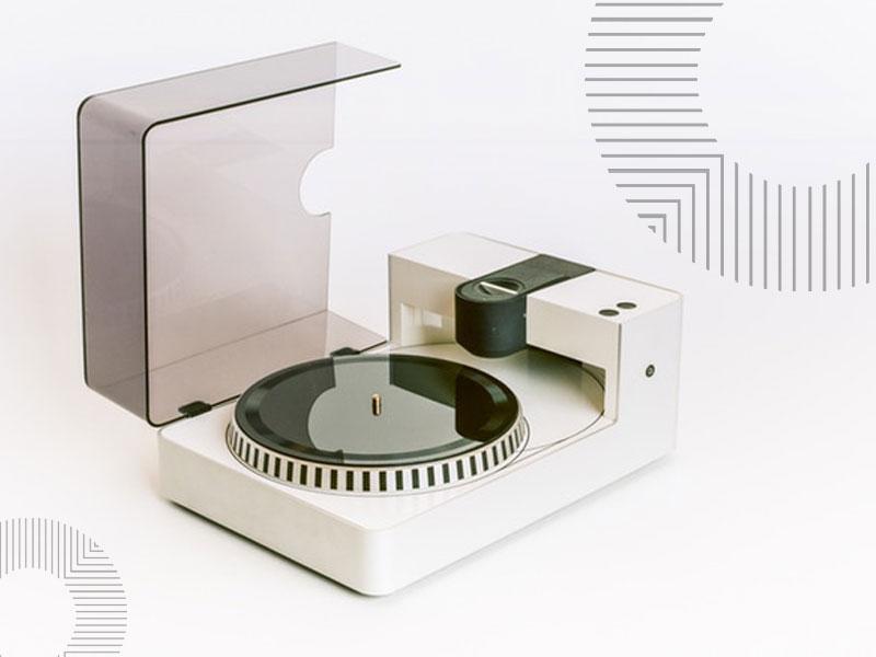 PhonoCUT, PhonoCUT, le Tourne Disque qui Grave les Vinyles (video)