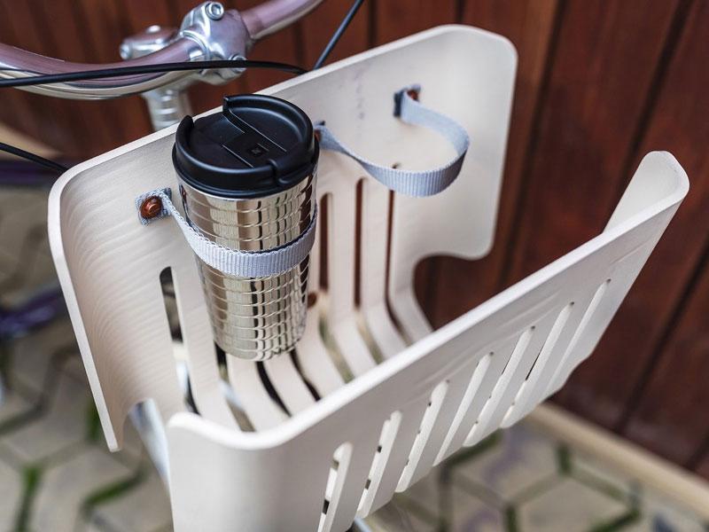 Vélosophy, Vélosophy Fabrique ses Velos avec des Capsules Nespresso Recyclées (video)