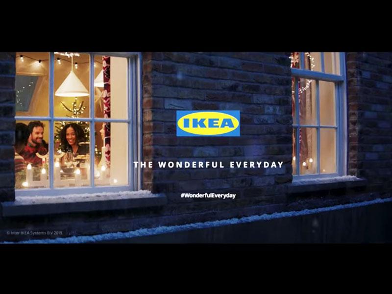 IKEA Noël, La Premiere Pub IKEA pour Noël aux Airs de Toy Story (video)