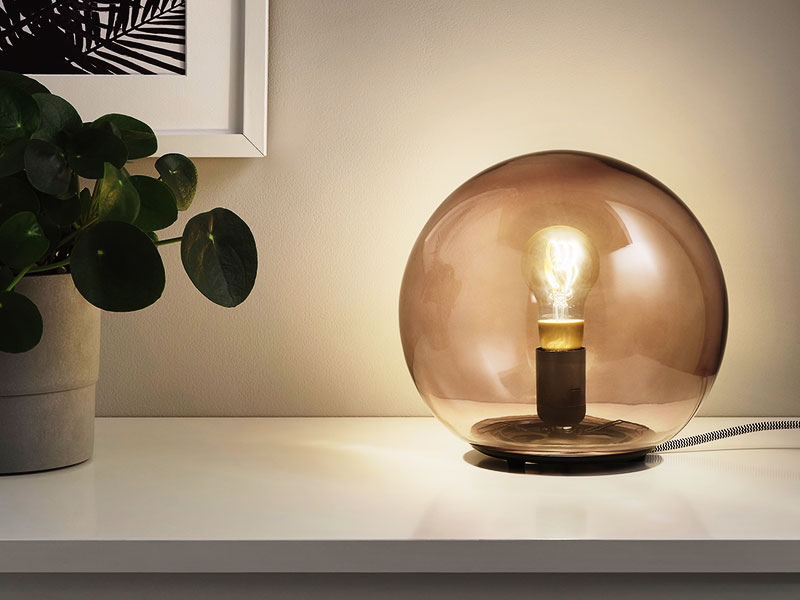 Ikea Trådfri Filament, Ikea Trådfri, Nouvelle Ampoule connectée à Filament
