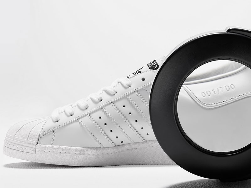 Baskets et Sac Prada Adidas, Baskets et Sac Prada Adidas en Edition Limitée Dispo (video)