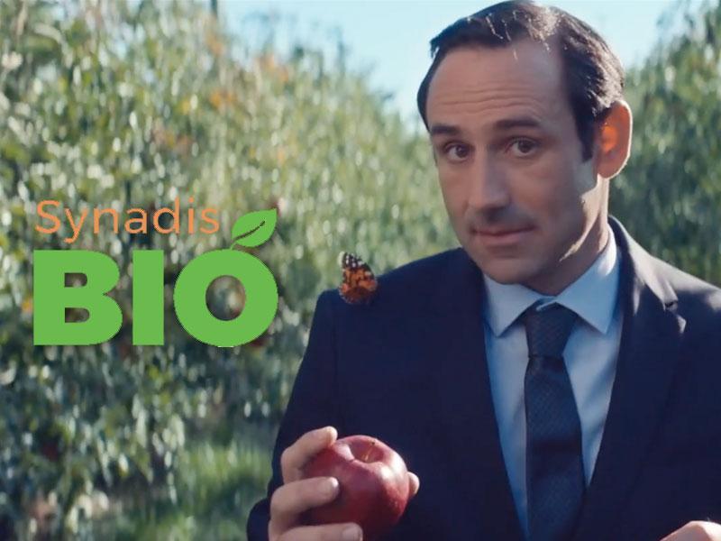 Synadis Bio, La Pub Synadis Bio se Moque du Bio des Supermarchés (video)