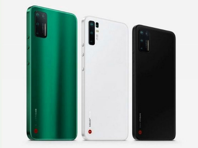 Smartisan Jianguo Pro 3, Smartisan Jianguo Pro 3, le Smartphone des Accros à TikTok