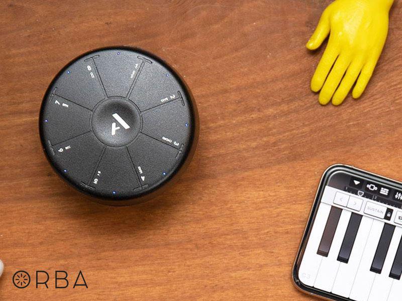 Artiphon Orba, Artiphon Orba, le Mini Synthétiseur Connecté A Secouer (video)