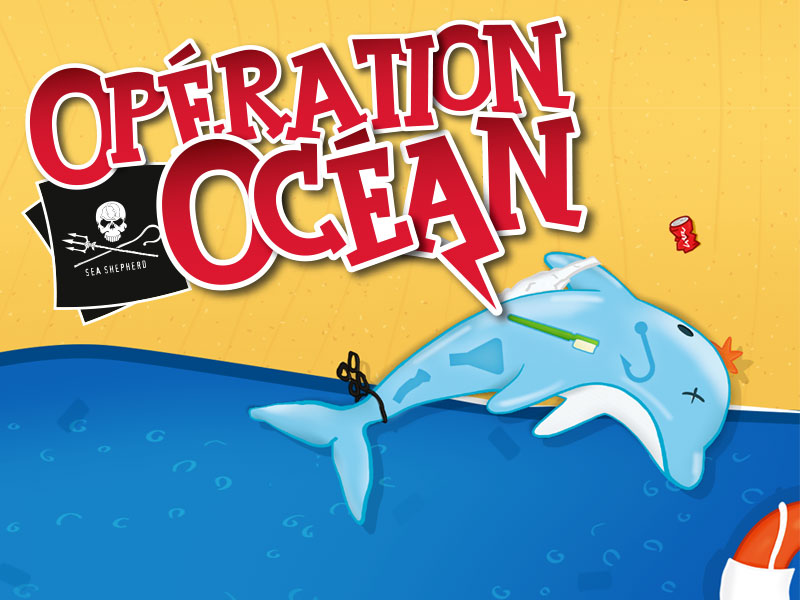 Docteur Maboul Sea Shepherd, Le Docteur Maboul Dit Stop à la Pollution des Océans
