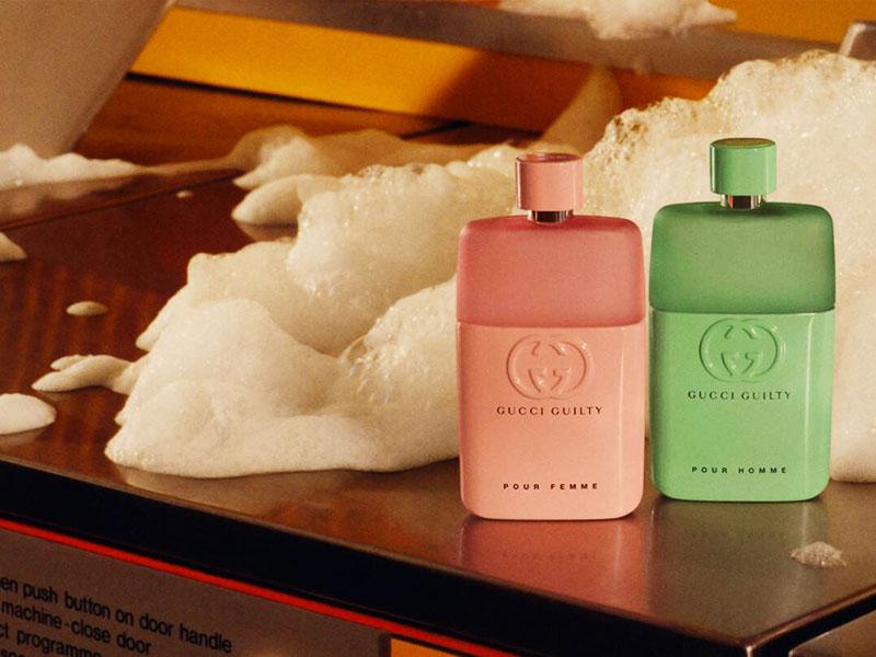 Gucci Guilty Love Edition, Parfums Gucci Guilty Love Edition par Lana Del Rey et Jared Leto