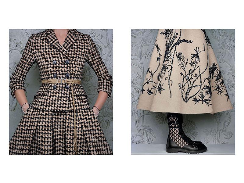 Dior Femme été 2020, Chic et Bucolique la Femme Dior l'Ete Prochain