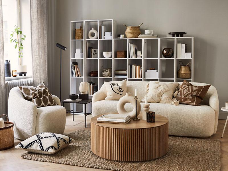 H&M Home maison printemps 2020, Un Printemps en Beige pour la Maison H&M Home