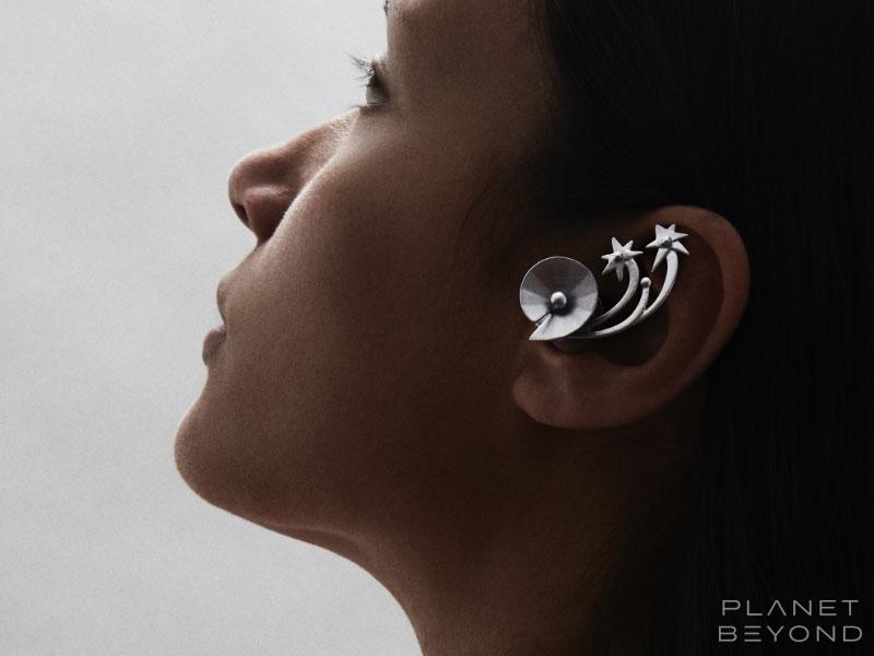Planet Beyond, Planet Beyond, les Écouteurs sans Fil au Design de Bijoux