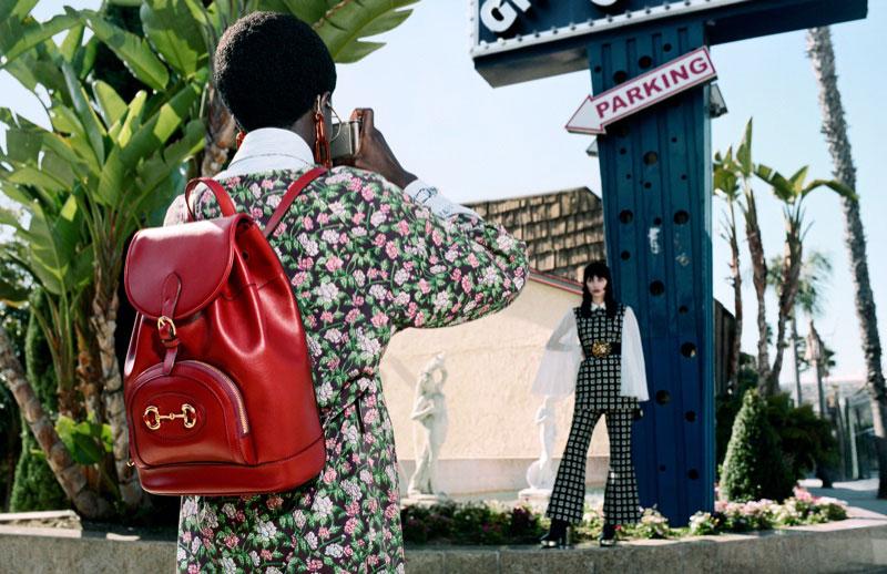 Gucci été 2020, Campagne Gucci Eté 2020 Surréaliste par Yorgos Lanthimos